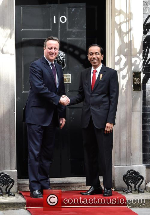 David Cameron and Joko Widodo 4