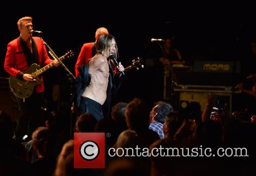 Josh Homme and Iggy Pop 1