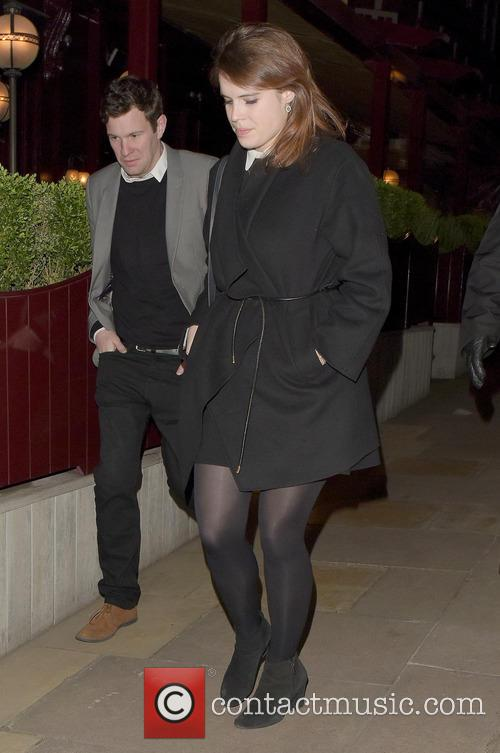 Princess Eugenie Of York and Jack Brooksbank 2