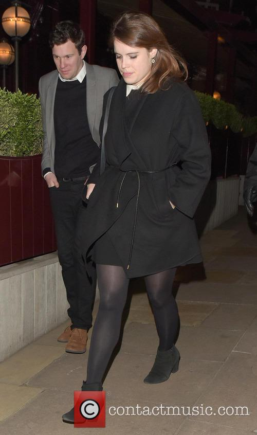 Princess Eugenie Of York and Jack Brooksbank 3