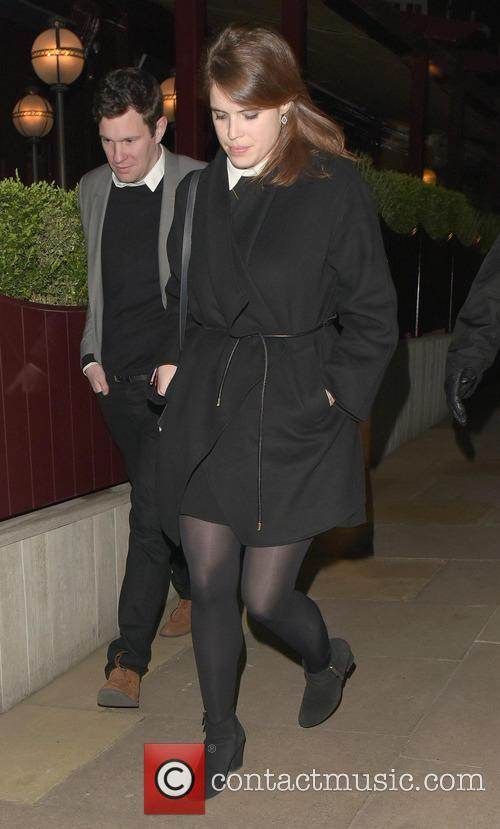 Princess Eugenie Of York and Jack Brooksbank 4