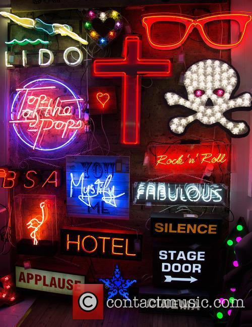 Neon Light Artwork 1