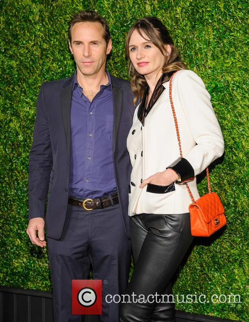 Alessandro Nivola and Emily Mortimer 1