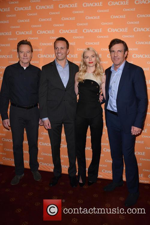 Bryan Cranston, Eric Berger, Kate Bosworth and Dennis Quaid 9