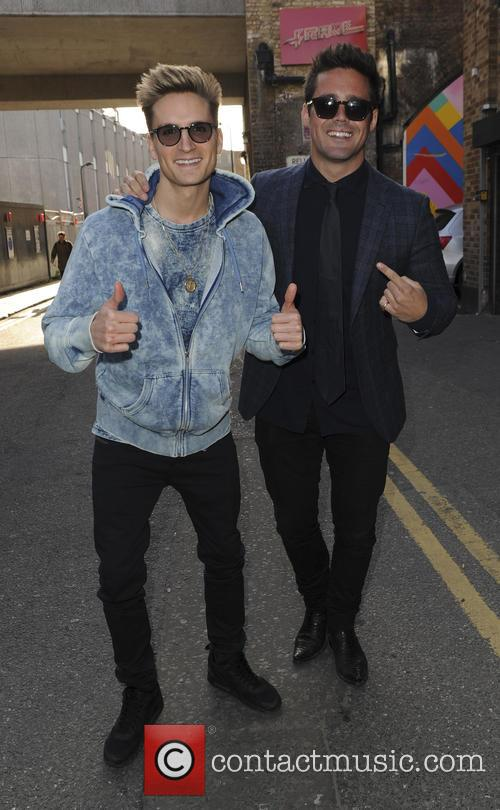 Spencer Matthews and Oliver Proudlock 5