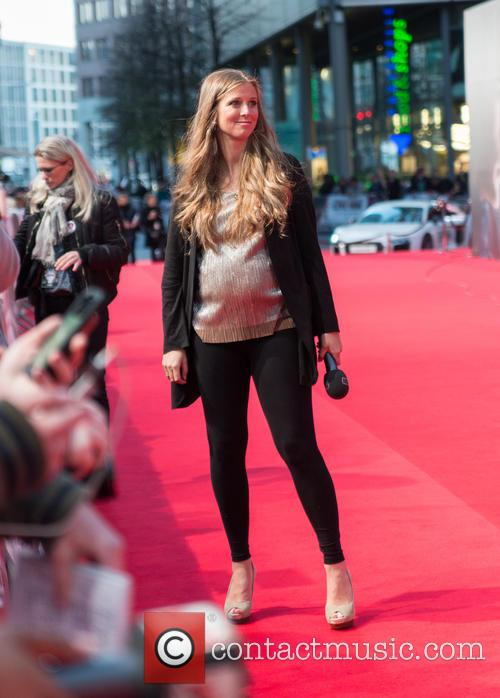 Nina Eichinger (pregnant) 4