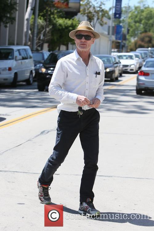 Ed Harris seen out and about