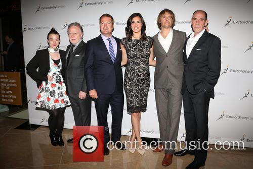 Renée Felice Smith, Shane Brennan, Chris O'donnell, Daniela Ruah, Eric Christian Olsen and Miguel Ferrer