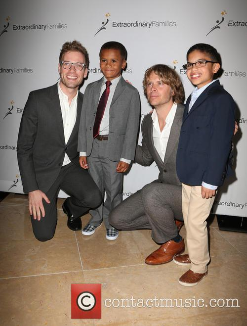 Barrett Foa and Eric Christian Olsen 9