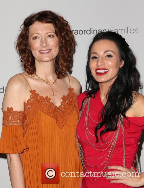 Renee Ridgeley and Sheila Chalakee