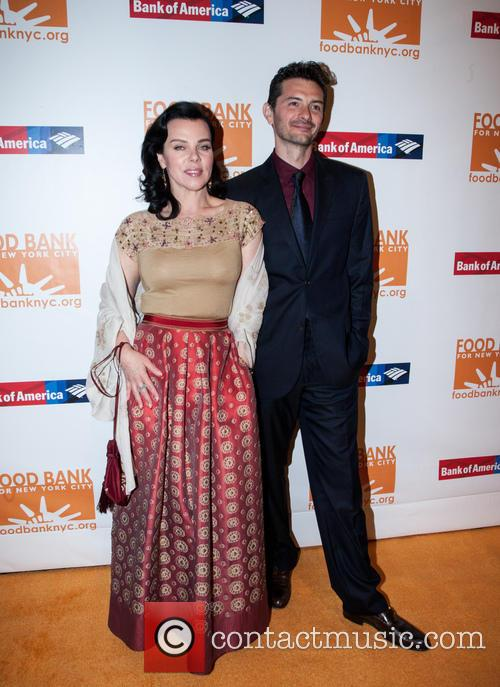 Debi Mazar and Chef Gabriele Corcos 1