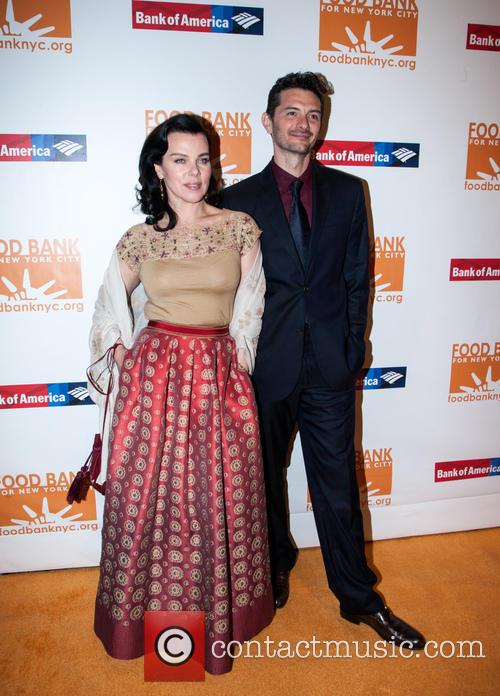 Debi Mazar and Chef Gabriele Corcos 2