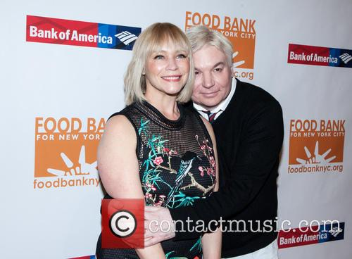 Kelly Tisdale and Mike Myers 4