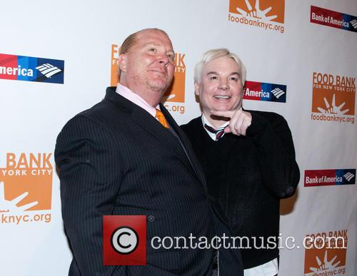 Mario Batali and Mike Myers 3