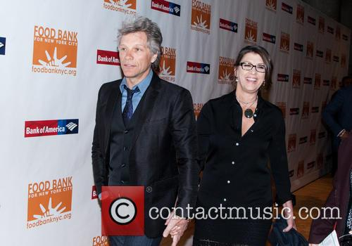 Jon Bon Jovi and Dorothea Hurley 4