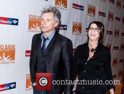 Jon Bon Jovi and Dorothea Hurley 5