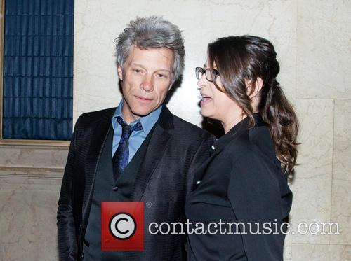 Jon Bon Jovi and Dorothea Hurley 6