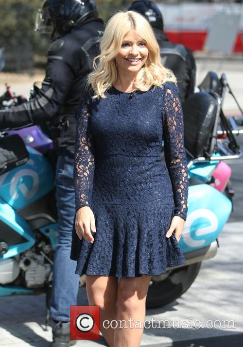 Holly Willoughby and Philip Schofield 5