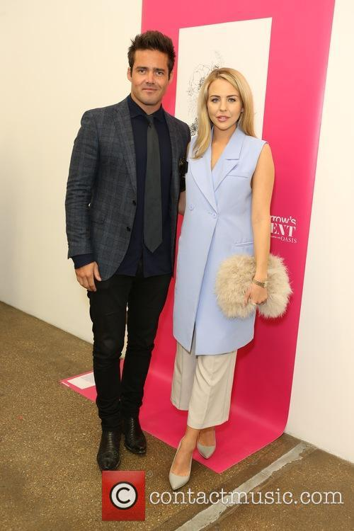 Spencer Matthews and Lydia Bright 7