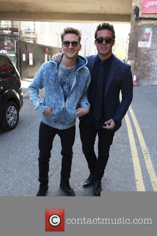 Ollie Proudlock and Spencer Matthews 3
