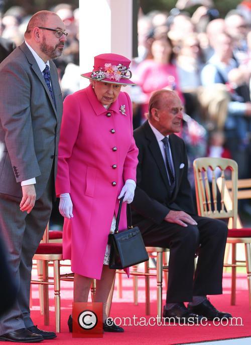 Queen Elizabeth Ii and Prince Philip 7