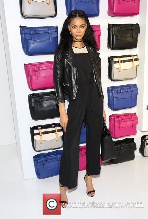 Chanel Iman 1