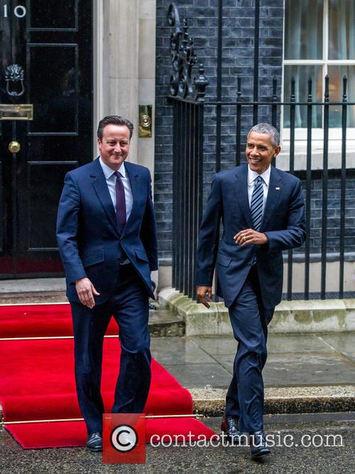 Prime Minister, David Cameron, Us President and Barack Obama 5