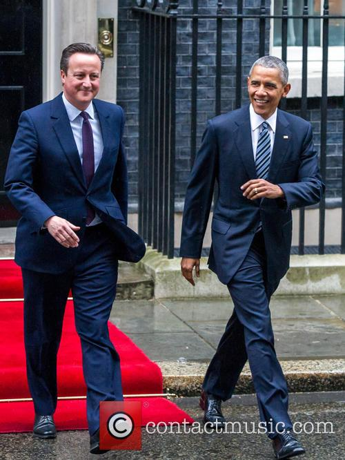 Prime Minister, David Cameron, Us President and Barack Obama 6