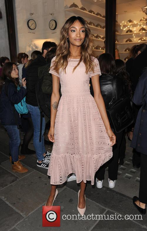 Jourdan Dunn and other celebrities including Daisy Lowe,...