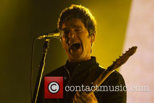 Noel Gallagher and High Flying Birds 8