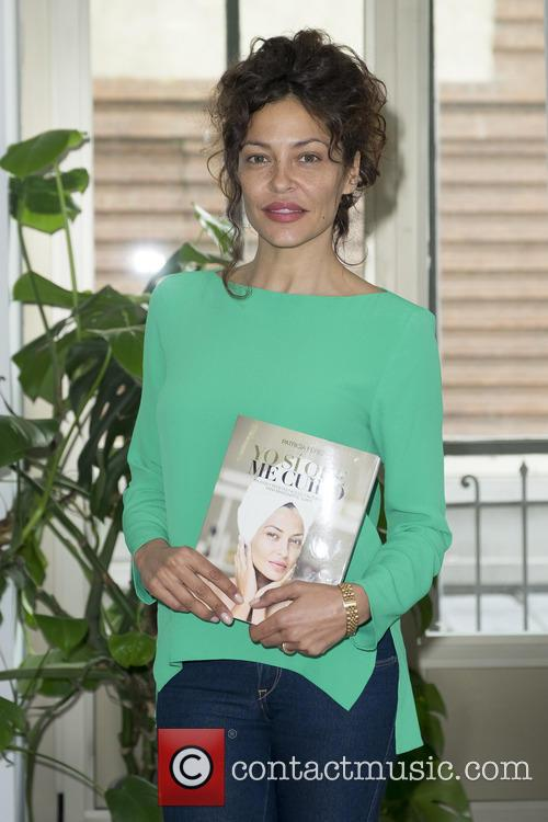 Patricia Perez promotes her book 'I do that...