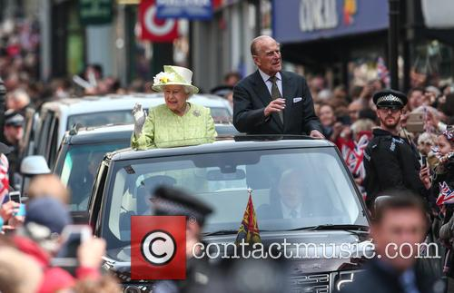Queen Elizabeth Ii, Prince Philip and Duke Of Edinburgh 1