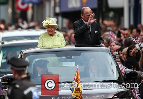 Queen Elizabeth Ii, Prince Philip and Duke Of Edinburgh 3