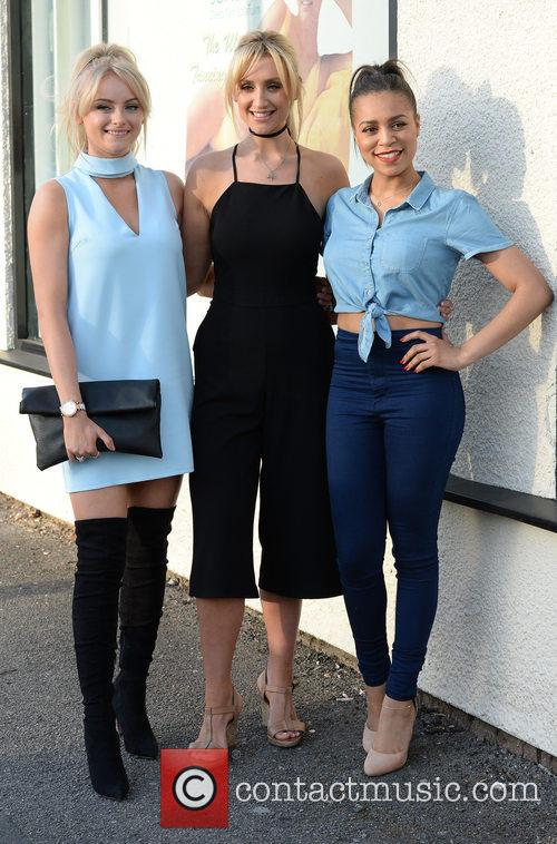 Katie Mcglynn, Catherine Tyldesley and Tisha Merry 6