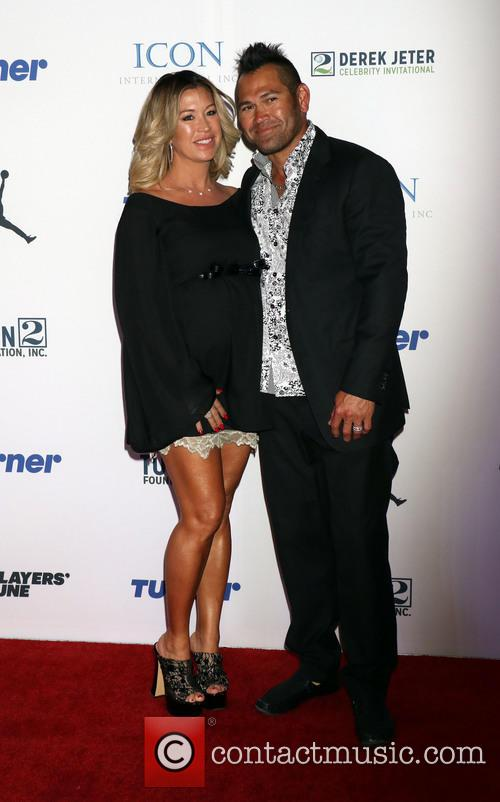 Johnny Damon and Michelle Damon 2