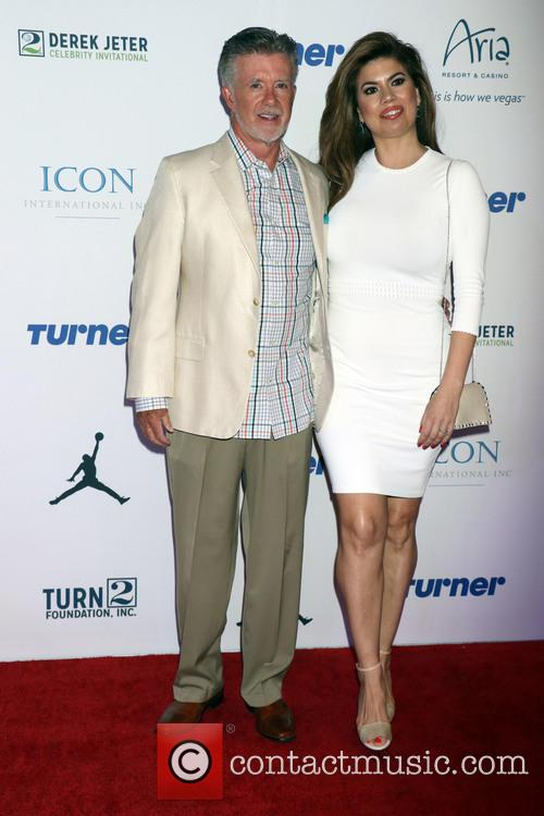 Alan Thicke and Tanya Callau Thicke 1