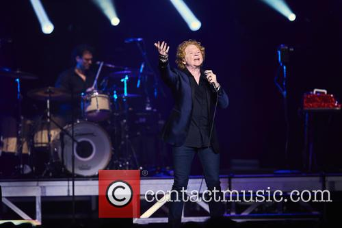 Simply Red and Mick Hucknall 11