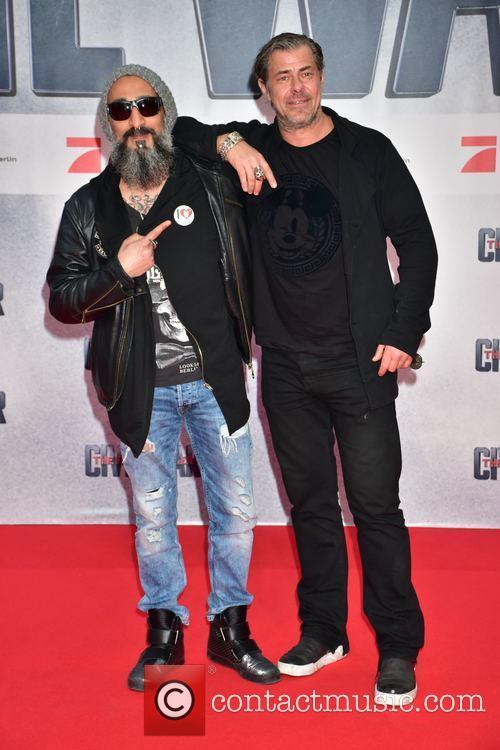 Dj Senay Gueler and Sven Martinek 1