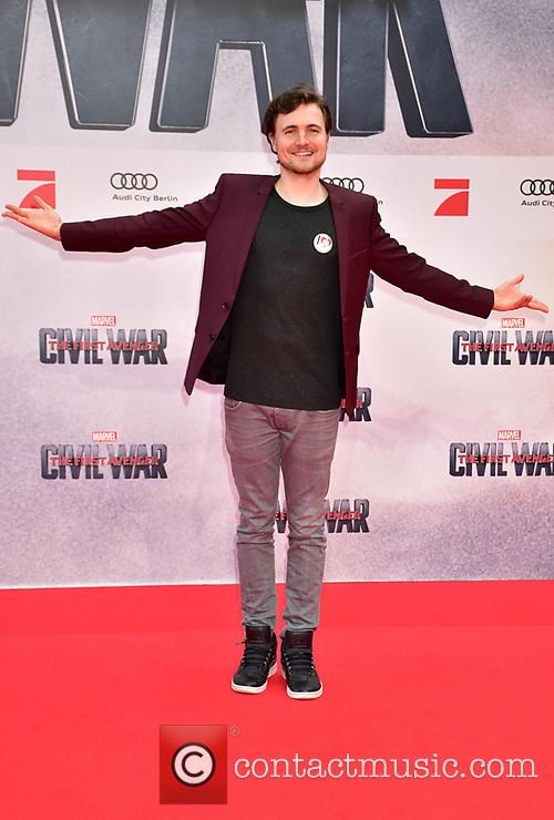 German premiere of 'The First Avenger - Civil...