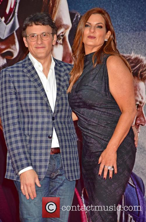 Anthony Russo and Ann Russo 2