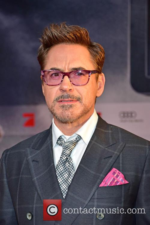 Robert Downey Jr. 7