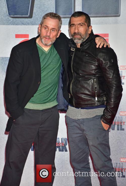 Tim Wilde and Erdal Yildiz 1