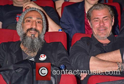 Dj Senay Gueler and Sven Martinek 3