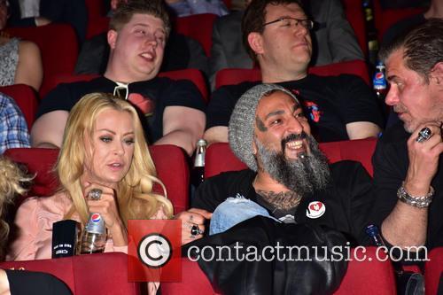Jenny Elvers, Dj Senay Gueler and Sven Martinek 10