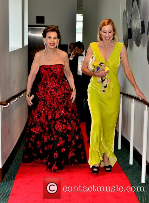Adrienne Arsht and Nancy Batchelor 2
