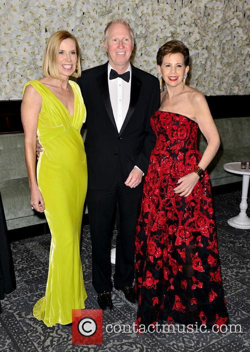 Nancy, Jon Batchelor and Adrienne Arsht 1