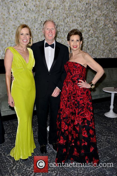 Nancy, Jon Batchelor and Adrienne Arsht 2
