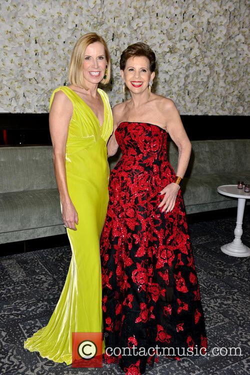 Nancy and Adrienne Arsht 3