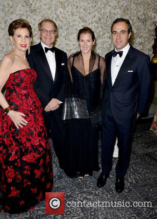 Adrienne Arsht, Mike Eidson, Municha and Alfonso Goyeneche 4