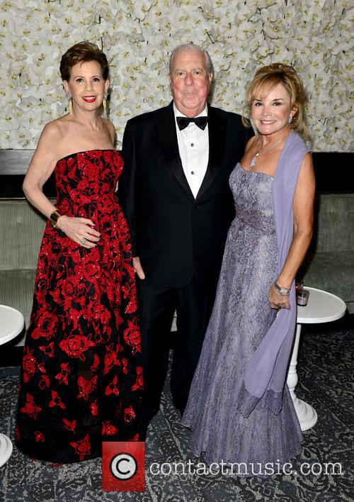 Adrienne Arsht, Paul Dimare and Swanee Dimare 5